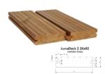 Terasový profil LunaDeck2 26x92mm, 1m, s bočními úchyty