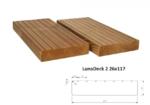 Terasový profil Luna Deck2 26x117mm, 1m, bez úchytu