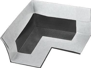 Těsnící roh CornerSEAL Inside, vnější roh 50x50mm - 1