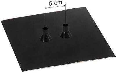 Dvojitá manžeta FacadeSEAL GDD21 pro trubky 15-22mm (5cm) - 1