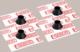 SolarSet GD23 pro trubky 42-55mm, 4ks  - 1/3