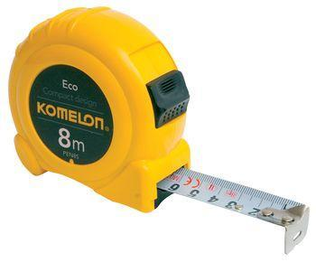 Metr svinovací 8mx25mm ECO PEN KOMELON