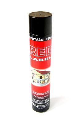Montážní pěna RED LABEL  750ml