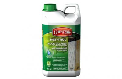 Odšeďovač a čistič dřeva OWATROL NET-TROL 1l