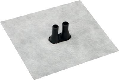 Dvojitá manžeta Fleece-Butyl DD3 pro kabely 2 x 8-12mm - 1