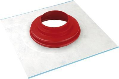 Tep. odol. manžeta Tyvek HOTSchott FRGD100 pro trubky 100-125mm skl 45°  - 1