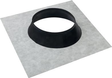 Manžeta Fleece-Butyl RGD180 pro trubky 180-195mm - 1