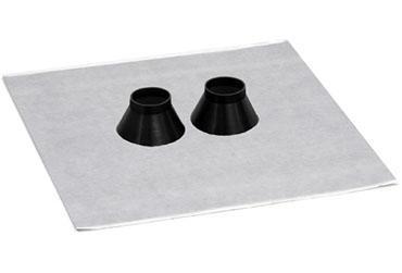 Dvojitá manžeta Fleece-Butyl GDD23 pro trubky 40-55mm
