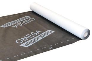 Omega WD protivětrná folie  (75m2) - 1