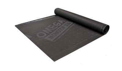 Střešní fólie OMEGA MONOTOP 330 SK DUO (37,5m2)