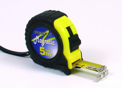 Metr svinovací 7,5mx25mm Magnetic 7525
