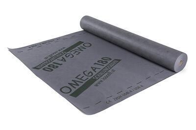 Střešní fólie OMEGA 180 SK DUO fólie na bednění (75m2)