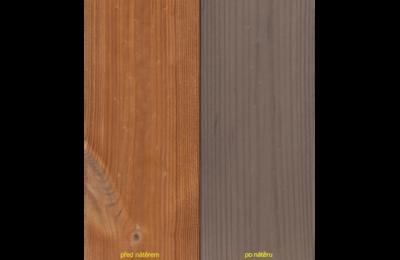 Nátěr na ThermoWood OWATROL AQUADECKS - odstín GRAPHITE GREY 2,5l - 2