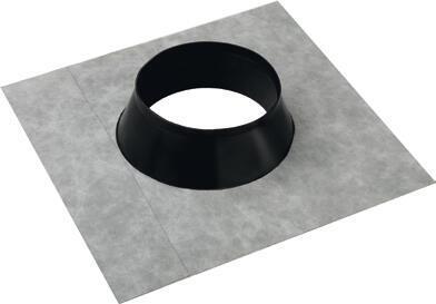 Manžeta Fleece-Butyl RGD150 pro trubky 150-165mm - 2