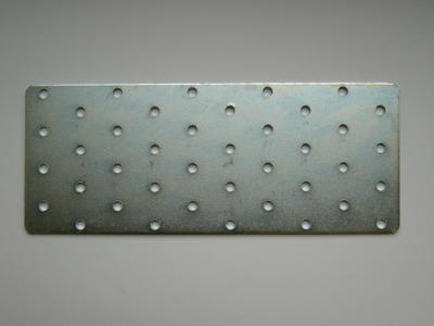 Spojovací deska hřebíková 160x300x2mm - 2