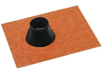 Střešní manžeta RoofSEAL RGD75 průchod 75-90mm, cihlová - 2