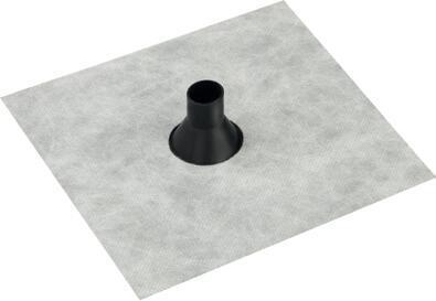 Manžeta Fleece-Butyl GD21 pro trubky 15-22mm - 2
