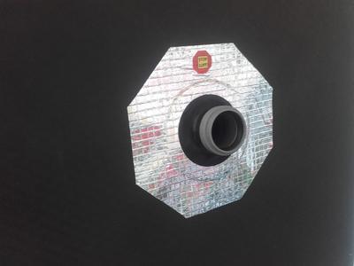 Manžeta AL pro trubku průměr 40-60mm - 2