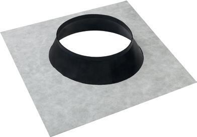 Manžeta Fleece-Butyl RGD180 pro trubky 180-195mm - 2