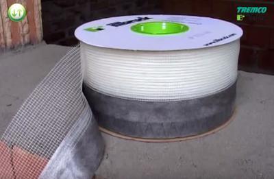 Okenní páska ME500 TwinAktiv EW 60mmx50m s perlinkou - 2