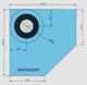 Rohová manžeta CornerSEAL RGD75 pro trubky 72-90mm  - 2/4