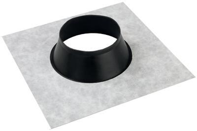 Manžeta Fleece-Butyl RGD125 pro trubky 125-135mm - 2