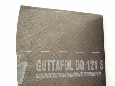 Střešní fólie Guttafol DO 121 S (75m2) - 2