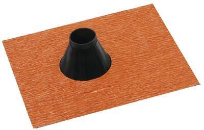 Střešní manžeta RoofSEAL RGD50 průchod 50-70mm, cihlová - 2