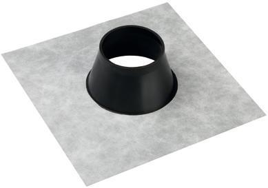 Manžeta Fleece-Butyl RGD50 pro trubky 50-70mm - 2