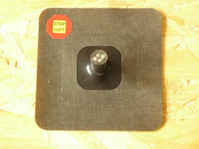 Manžeta pro kabel nebo trubku prům. 16-20mm - 2