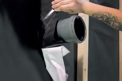 Manžeta FacadeSEAL RGD50 pro trubky 50-72mm  - 3