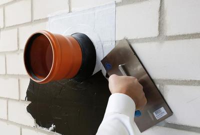 Manžeta Fleece-Butyl FRGD230 pro trubky 230-245mm se sklonem až 45° - 5