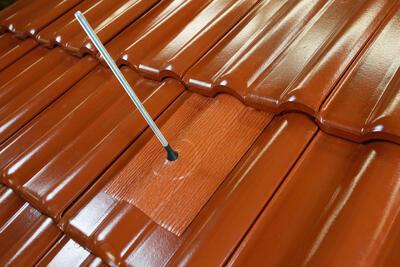 Střešní manžeta RoofSEAL GD21 průchod 15-22mm, cihlová - 5