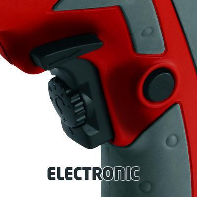 Vrtačka příklepová RT-ID 65 Einhell Red    - 5