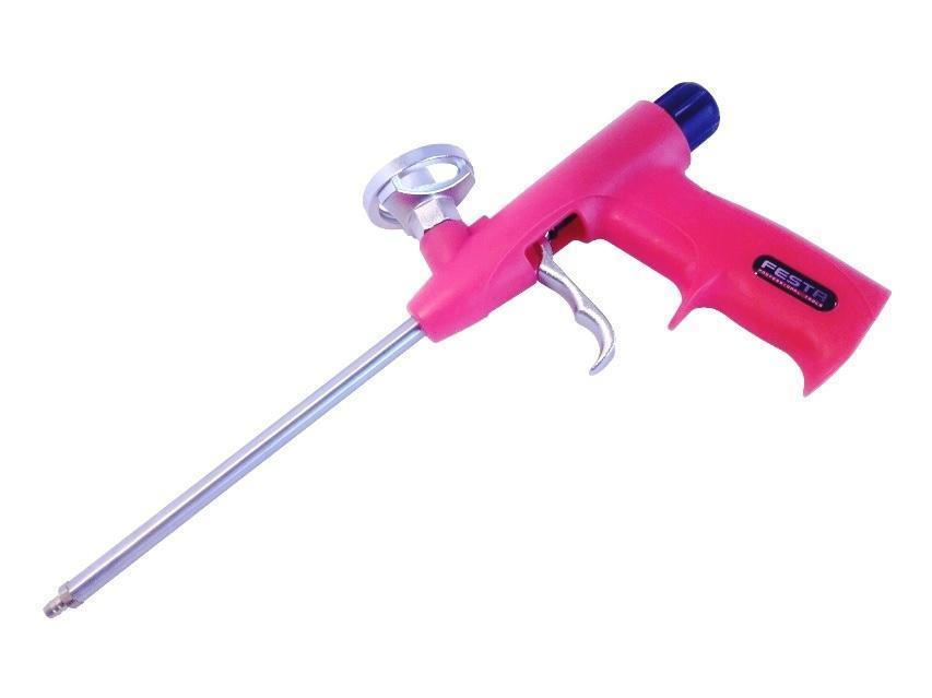 Pistole FESTA na PU pěny ABS