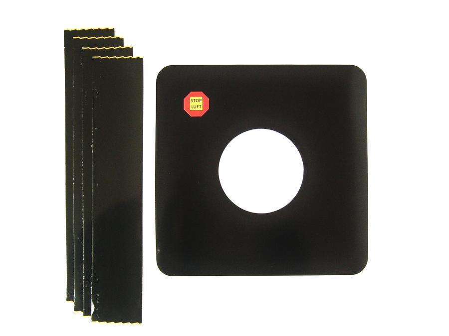 Manžeta 150-180mm vč. lep. pásky