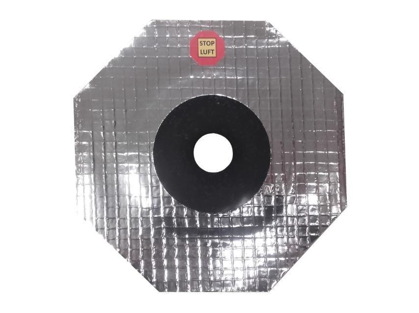 Manžeta AL pro trubku průměr 40-60mm