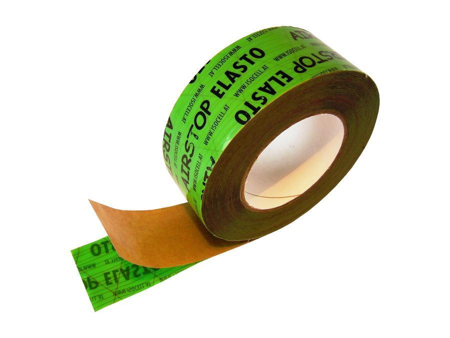 Pružná lepící páska AIRSTOP ELASTO 60mmx25m