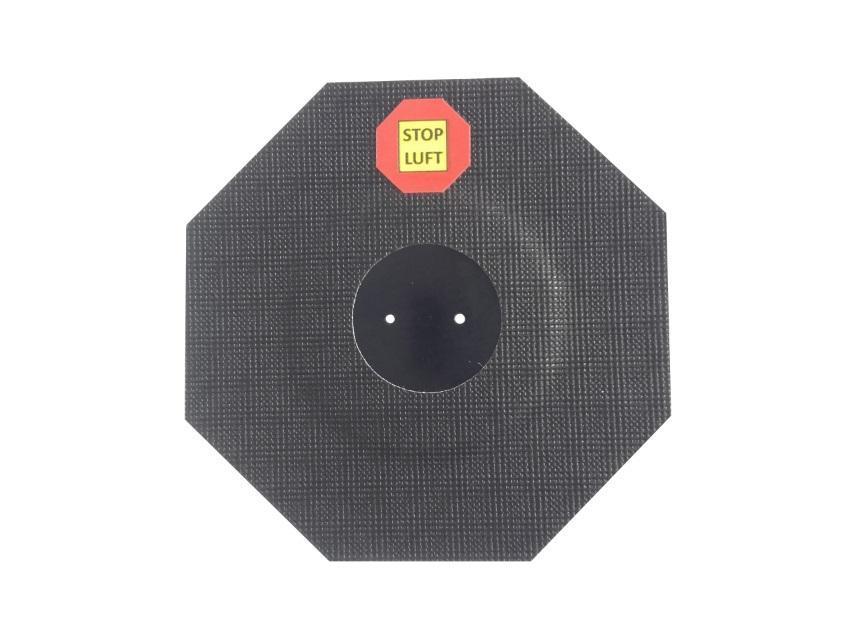Manžeta pro kabel 4-10mm, 2x průchod