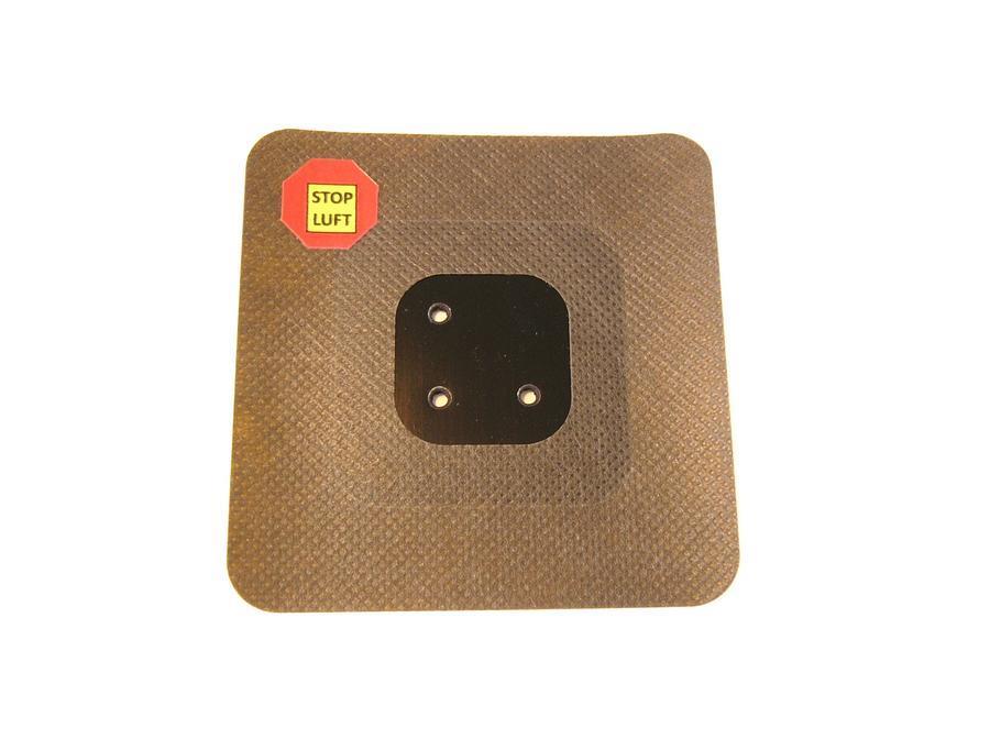 Manžeta pro kabely prům. 4-10mm, 3x průchod