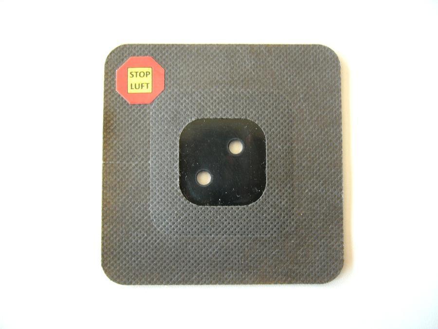 Manžeta pro kabely prům. 10-16mm, 2x průchod
